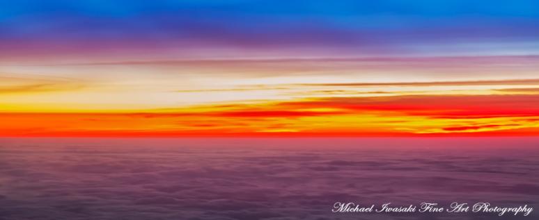 32,000 Feet - Michael Iwasaki Fine Art Photography